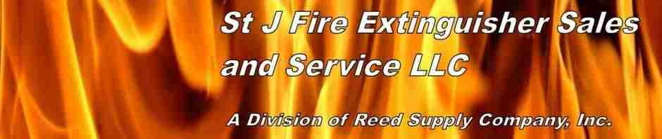 St J Fire Extinguisher Sales and Service, LLC